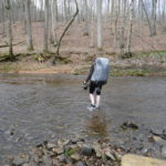 Streams are obstacles for hikers
